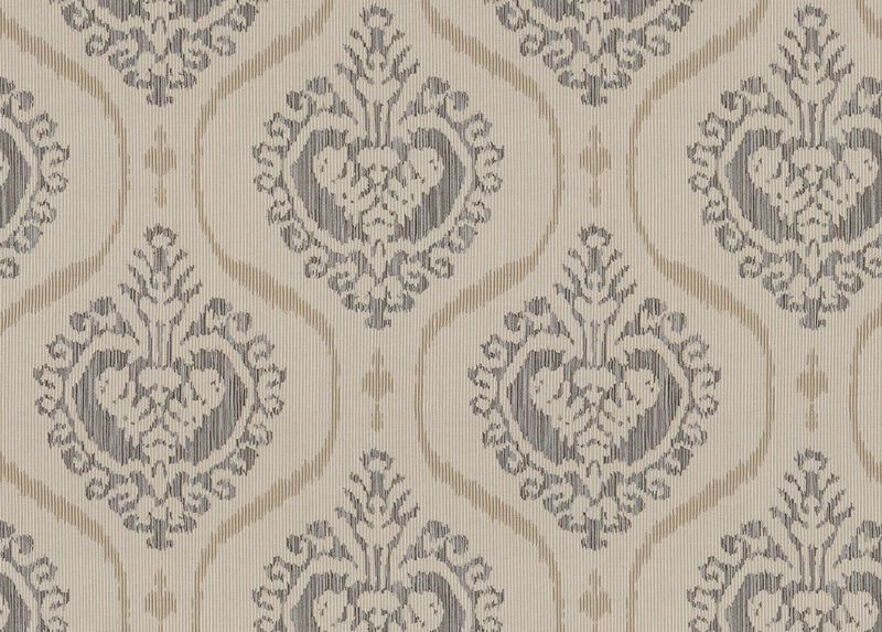 Michela Pewter Fabric by the Yard