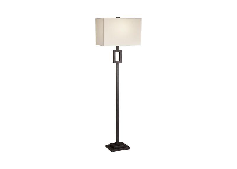 Modena Iron Floor Lamp ,  , large_gray