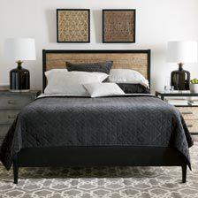 null null & Shop Beds | King u0026 Queen Size Bed Frames | Ethan Allen | Ethan Allen