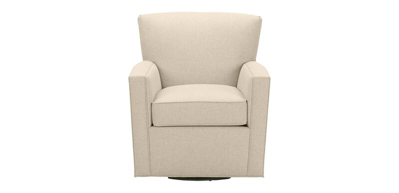 Turner Swivel Chair, Quick Ship , Palmer Pearl (Q3039), chenille , large_gray