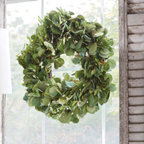 """24"""" Aspen and Olive Wreath Product Tile Hover Image 442239"""