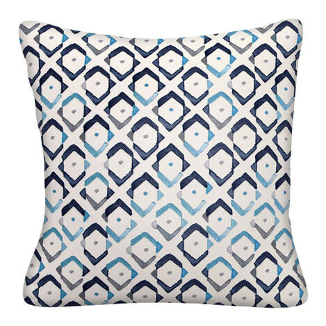 Collins Indigo Outdoor Pillow Product Tile Image 408111 P8788