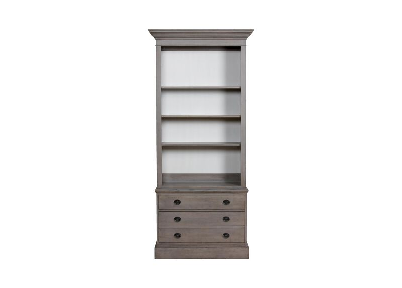 Villa Single File Bookcase