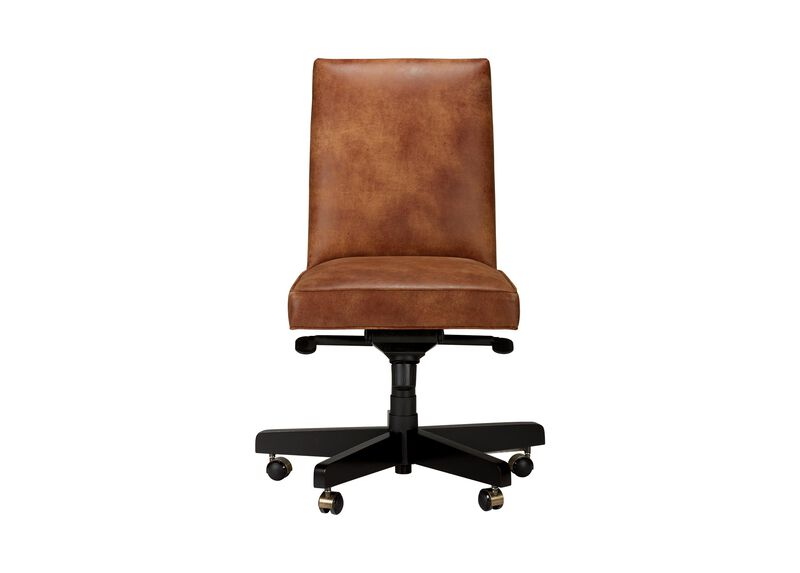 Jett Leather Desk Chair