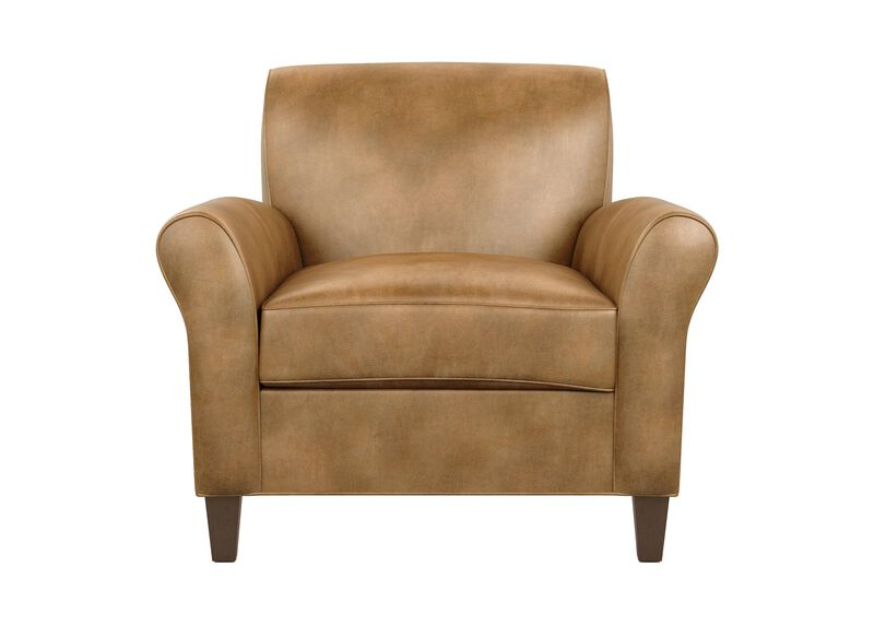 Adam Leather Chair