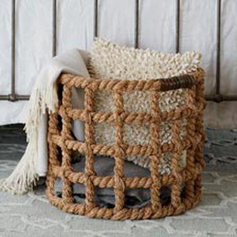 Bailey Island Floor Basket Product Tile Hover Image 430507