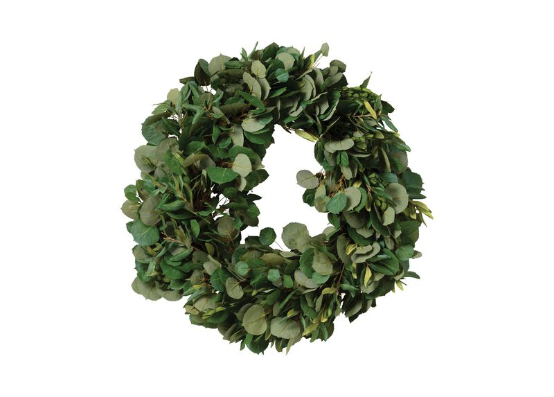 "24"" Aspen and Olive Wreath"