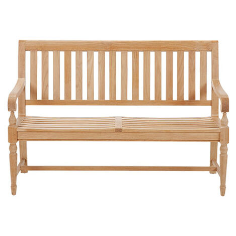 Millbrook Wood-Seat Garden Bench Product Tile Image 407332   728