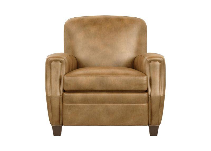 Dean Leather Chair