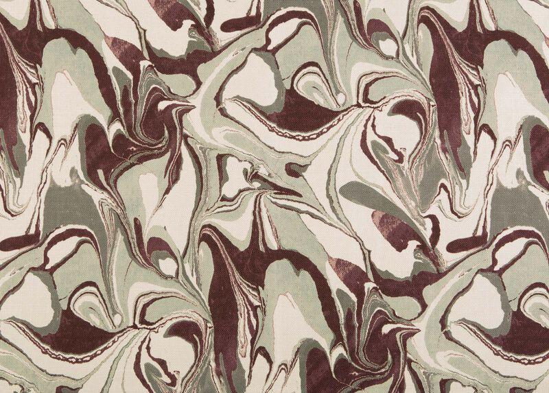 Demeter Cranberry Fabric