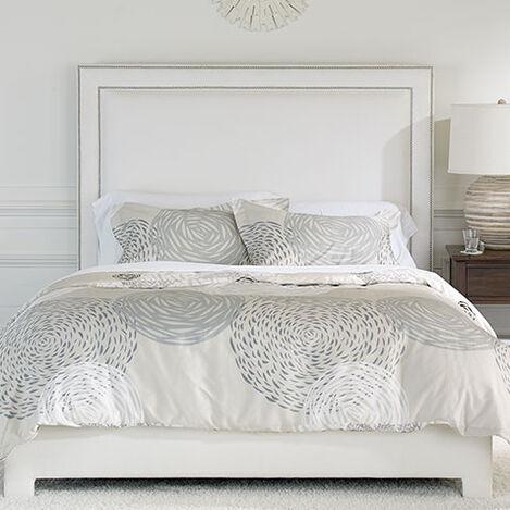 Modern Swirl Duvet Cover and Shams ,  , large