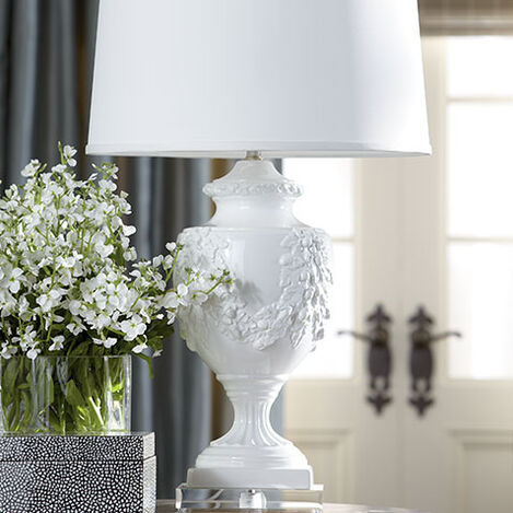 Margeaux Blanco Table Lamp Product Tile Hover Image 096861