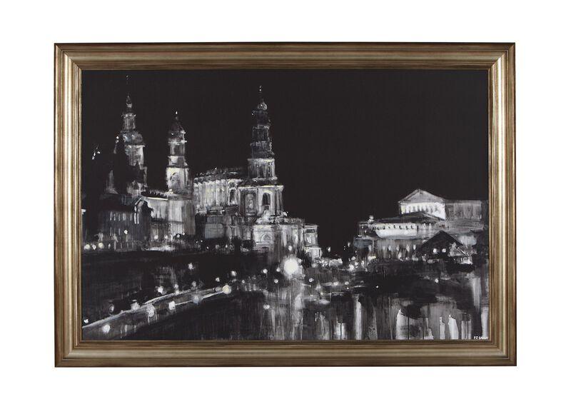 City at Night ,  , large_gray
