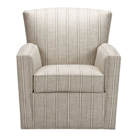 Turner Swivel Chair, Lachlan Gray ,  , large