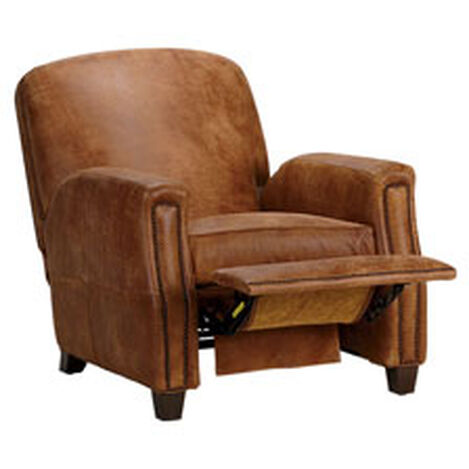 Shop Recliners | Leather and Fabric Recliner Chairs | Ethan Allen ...