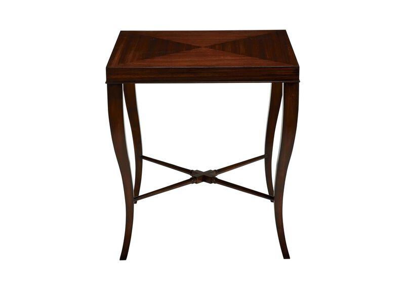 Gracie Table, Dark Sable