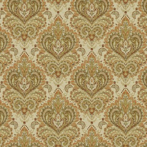 Arya Cinnabar Fabric ,  , large