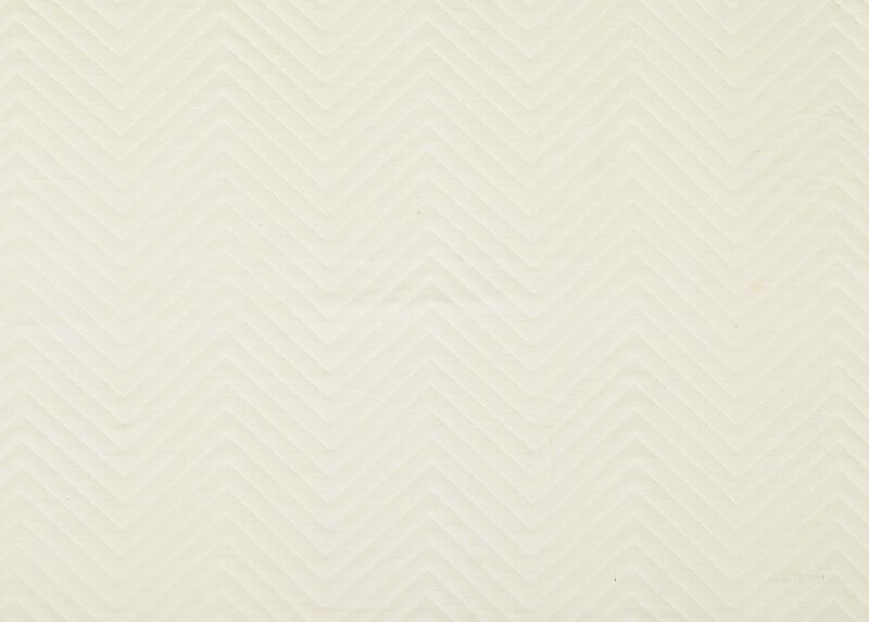 Zoe White Fabric Swatch