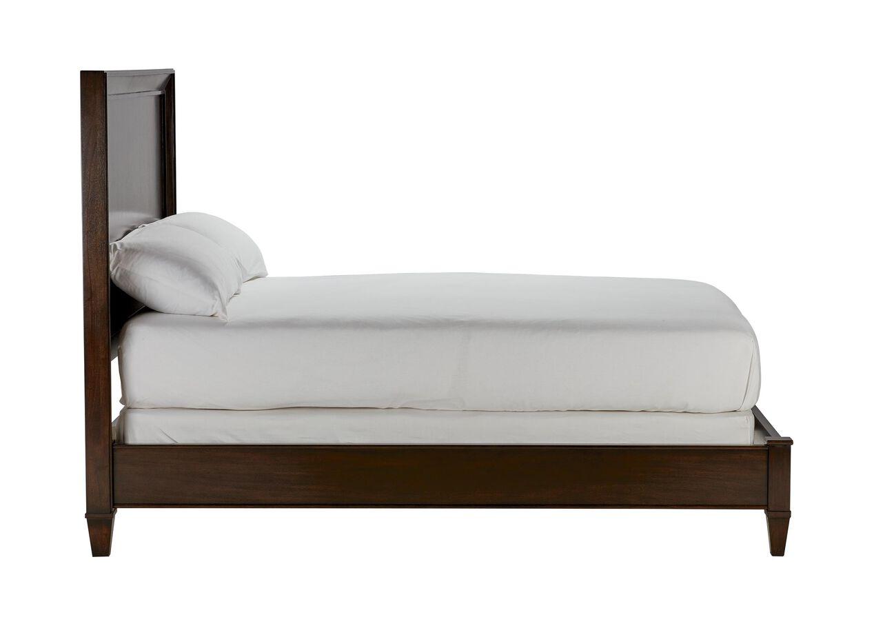 Andover Low-Profile Solid Wood Platform Bed Frame | Ethan Allen