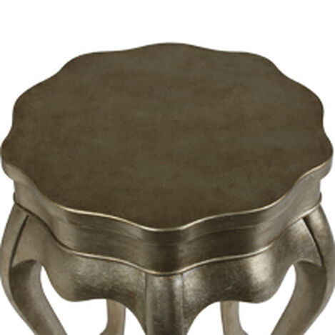 Silver Leaf Five Leg Table ,  , hover_image