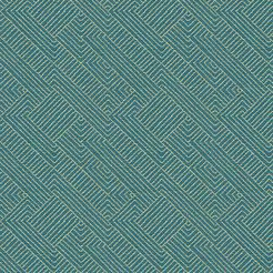Hadi Teal Fabric ,  , large