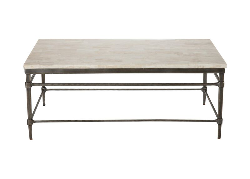 Vida Stone-Top Coffee Table ,  , large_gray