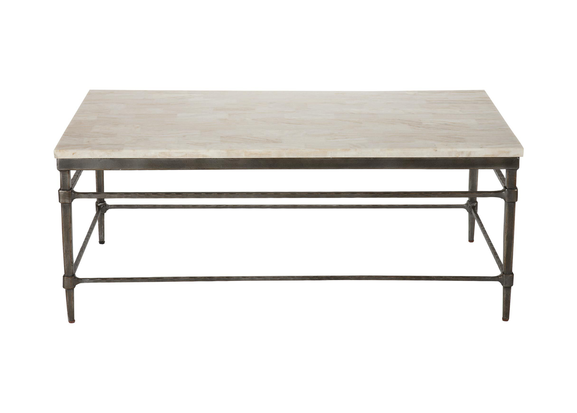 Images Vida Stone Top Coffee Table , , Large_gray