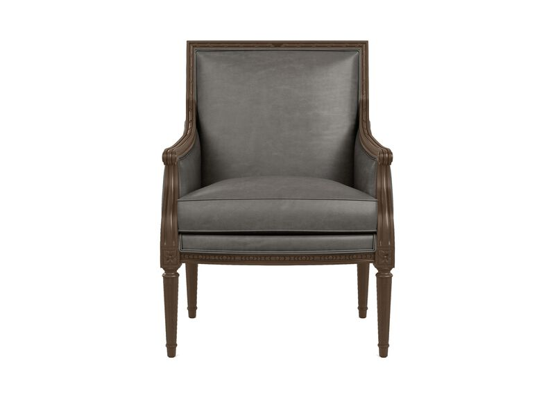 Giselle Leather Chair