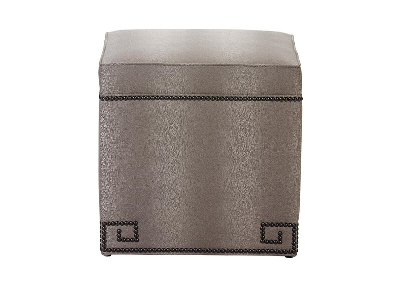 Madie Square Ottoman ,  , large_gray