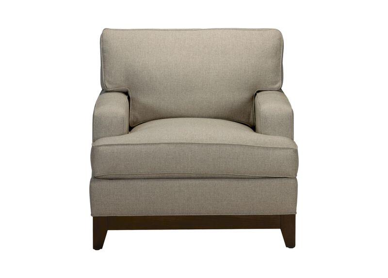 Arcata Chair, Quick Ship , Palmer Fog (Q3055), chenille , large_gray