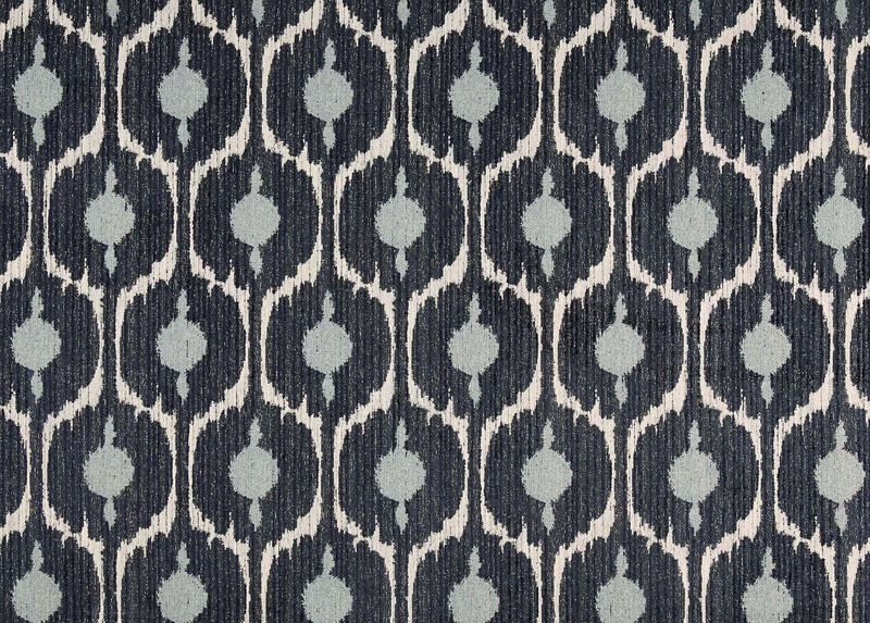 Walcott Navy Fabric