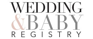 wedding and baby registry image