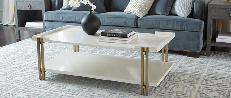 COFFEE TABLES Shop Coffee Tables  Living Room Ethan Allen