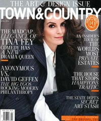 Town & Country April 2016