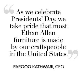 As we celebrate Presidents' Day, we take 