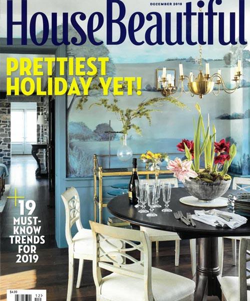 House Beautiful December 2018