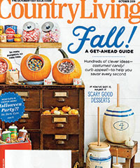 Country Living Fall 2019