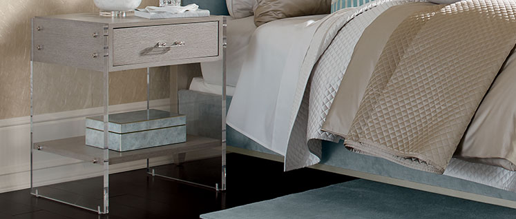 Shop Night Stands & Tables | Bedside Tables | Ethan Allen