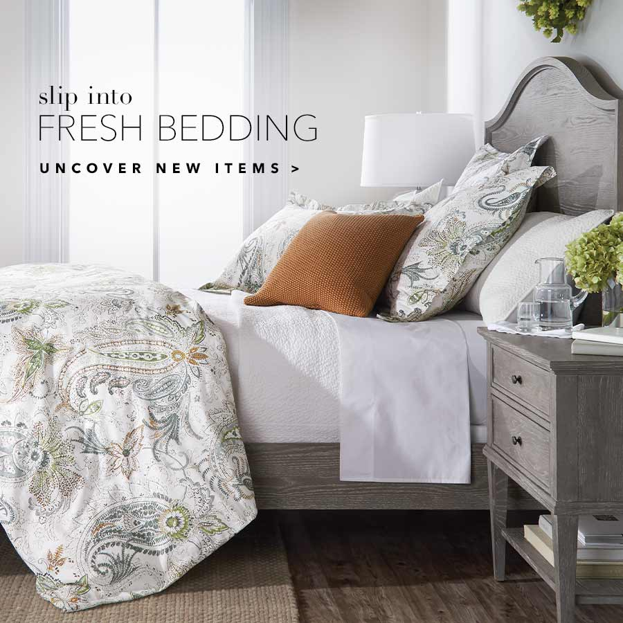 shop bedding