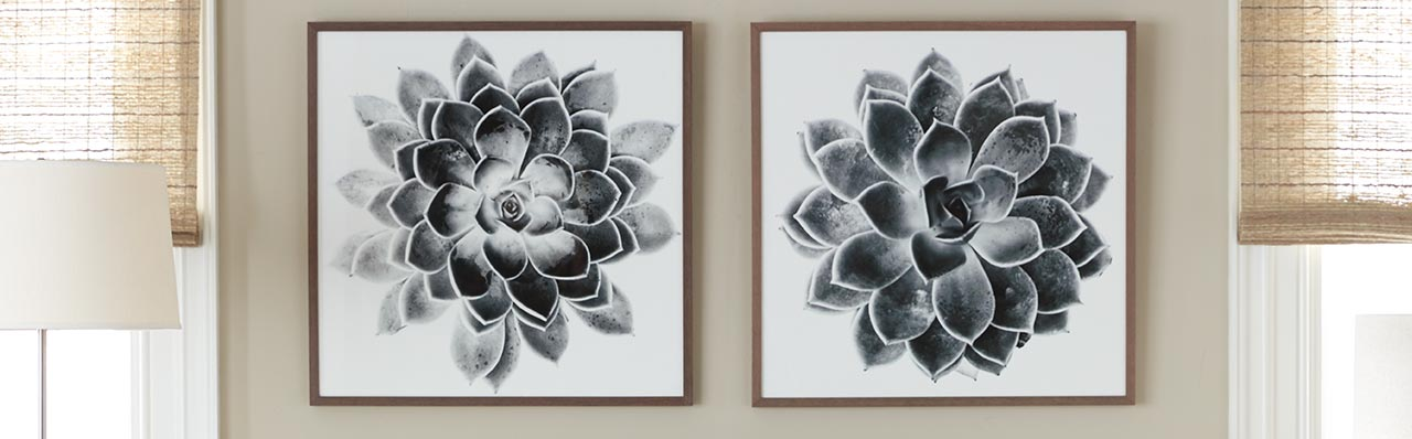 SHOP  ALL FRAMED ARTWORK >