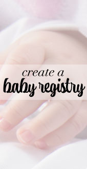 create a baby registry