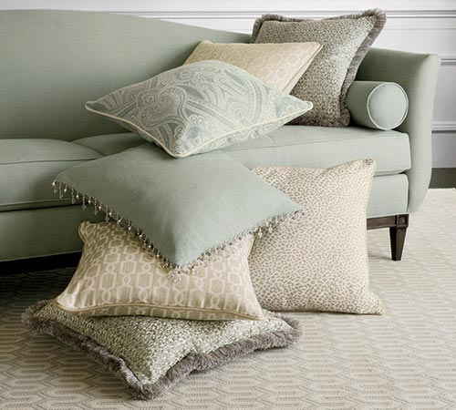 custom pillow options