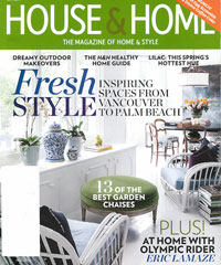 Canadian House & Home May 2014