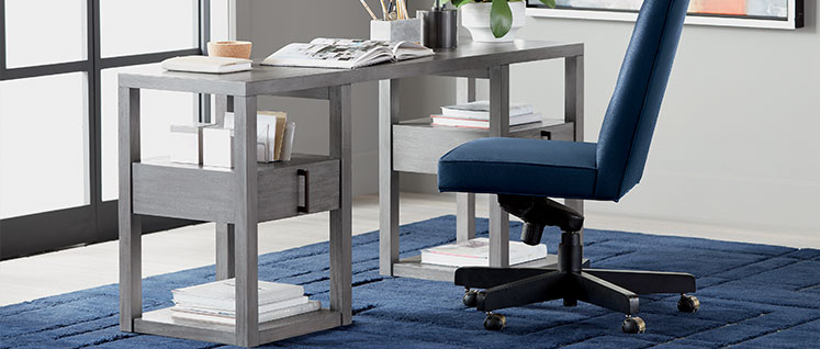 Shop office desks home office desks ethan allen Home office desks