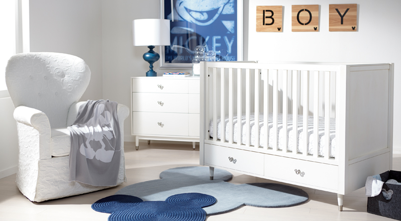 Disney Nursery Inspiration