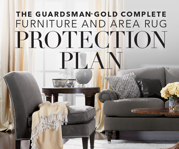furniture protection plan brochure