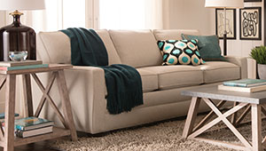 save 25% on quick ship upholstery