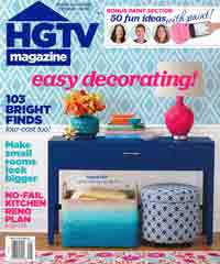 HGTV Magazine May 2015