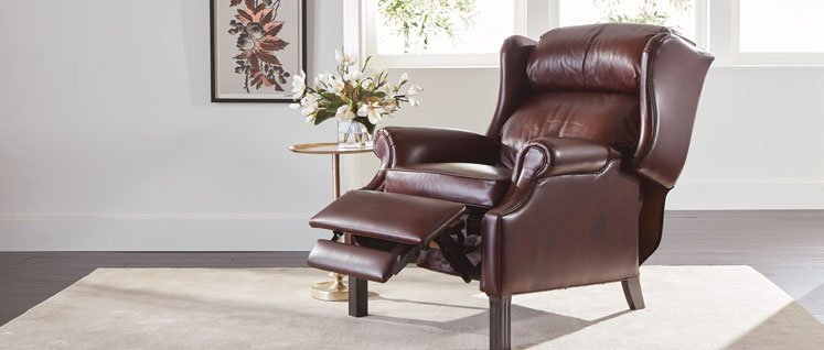 RECLINERS & Shop Recliners | Leather and Fabric Recliner Chairs | Ethan Allen islam-shia.org