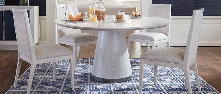 Shop dining room tables kitchen round dining room for Dining room tables 38 inches wide